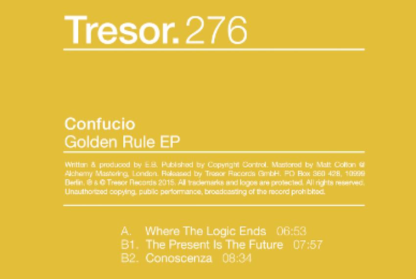 Pechowe wydawnictwo Tresor Records