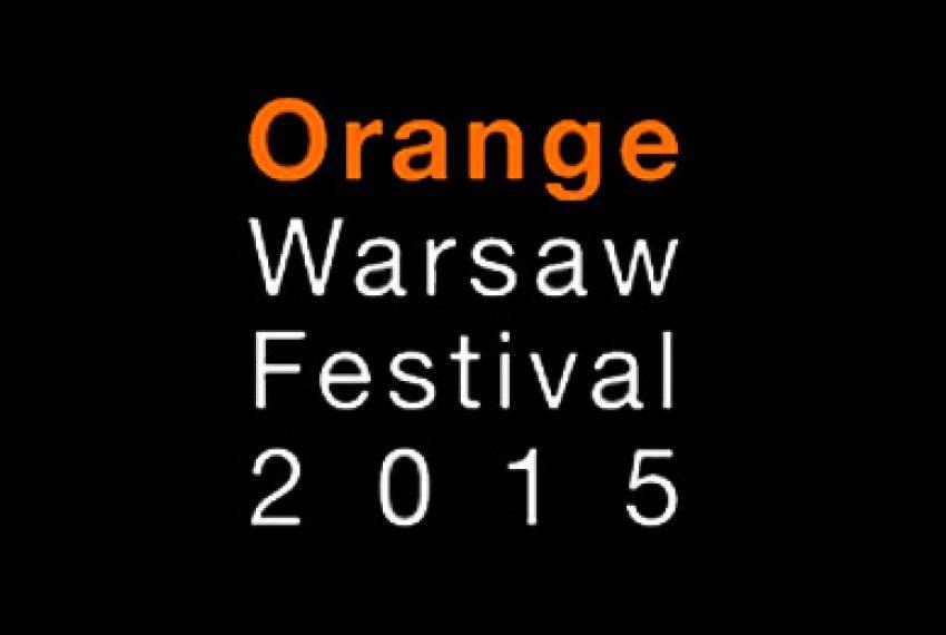 Orange Warsaw Festival 2015 ogłasza podział na dni i sceny