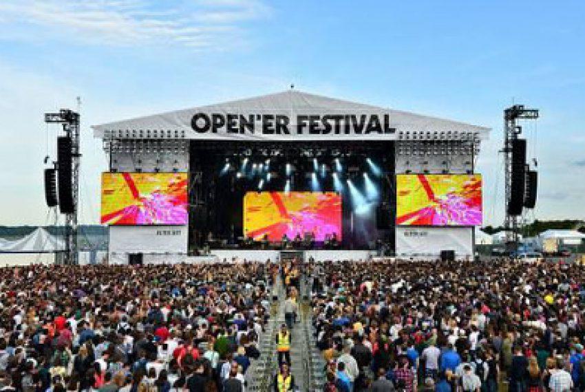 Open'er Festival godzina po godzinie – PROGRAM