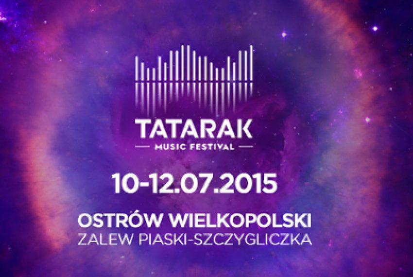 Znamy pełny line-up Tatarak Music Festival 2015 – ZAMÓW BILETY