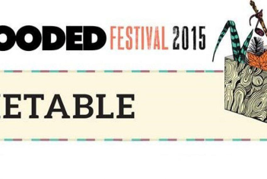 Wooded Festival ogłasza timetable