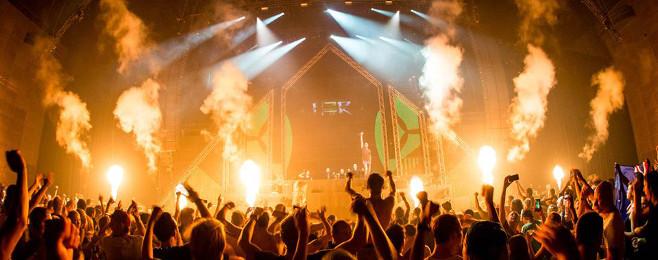 Amsterdam Dance Event dodaje 1000 artystów do line-upu