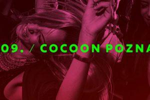 Cocoon w Poznaniu? Już we wrześniu!