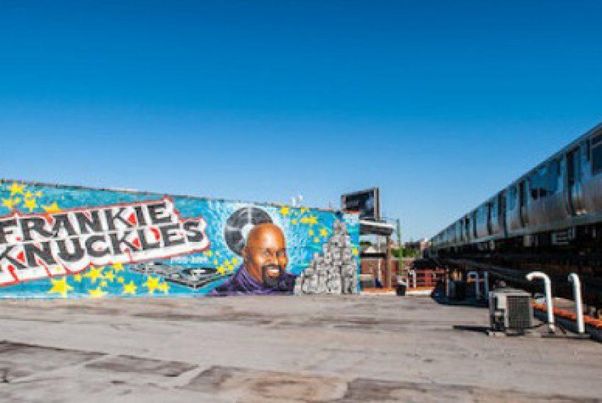 Zniszczono mural upamiętniający Frankiego Knucklesa