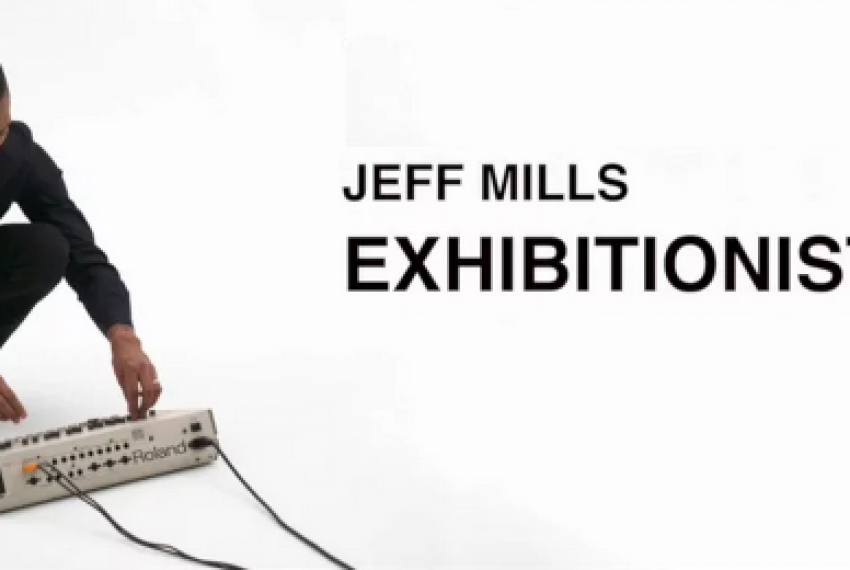 Jeff Mills zapowiada 'Exhibitionist 2'