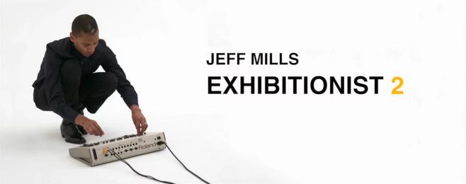 Jeff Mills zapowiada 'Exhibitionist 2′