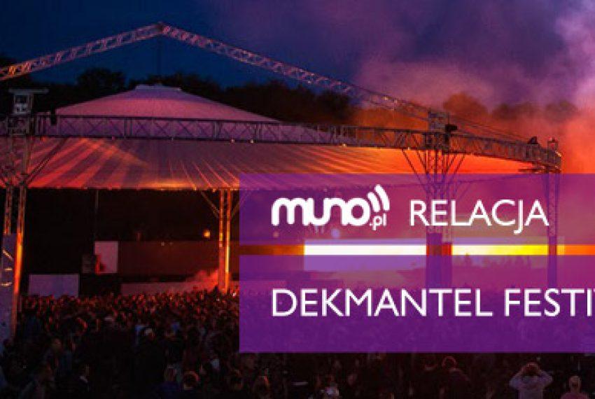 Dekmantel Festival 2015 RELACJA