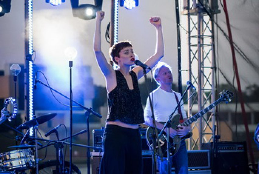 Natalia Przybysz @ Maltańska Scena Muzyczna Poznań