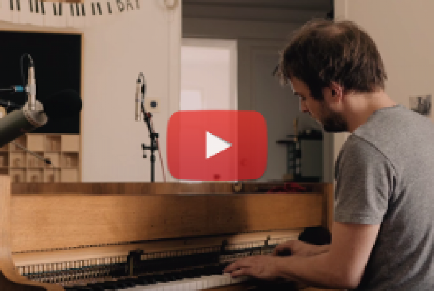 "Nils Frahm – 4'33"" (John Cage Cover Version)"