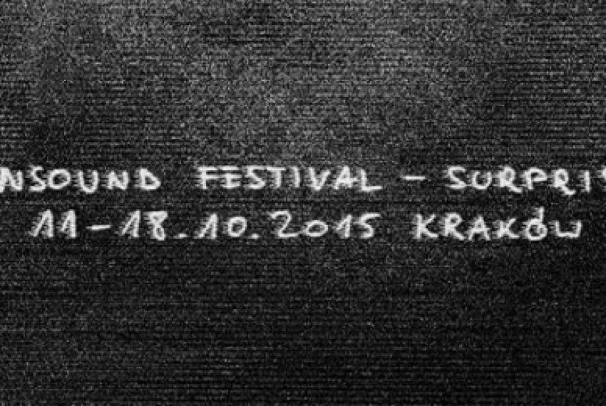 Kolejne niespodzianki na Unsound Festival