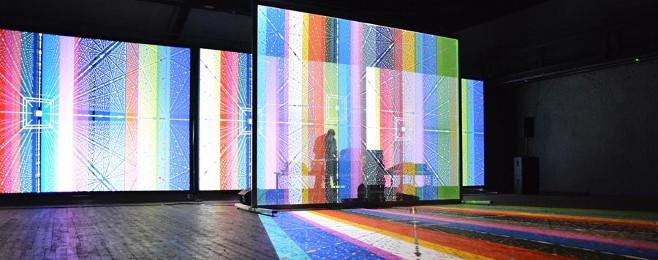 Audiowizualne eksploracje we Wrocławiu