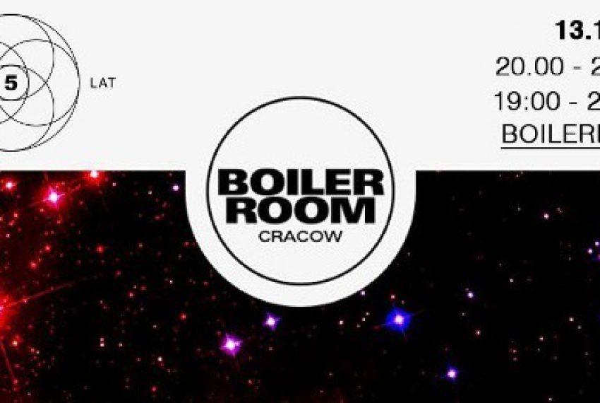 U Know Me Records świętuje urodziny w Boiler Room