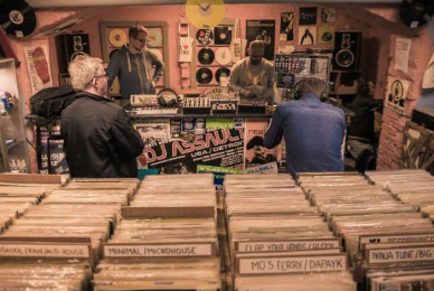 Poznański Vinylgate Recordstore świętuje 3. urodziny