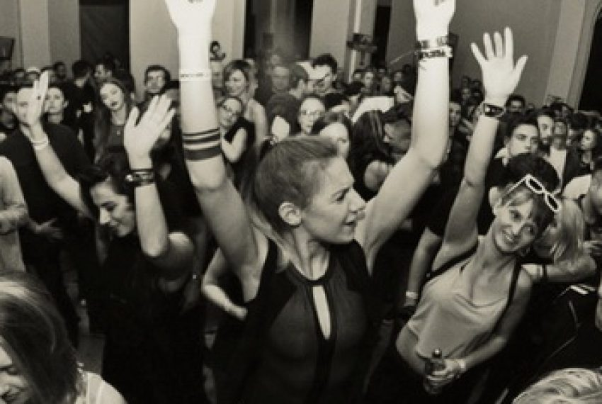 WOODED club with KEINEMUSIK & CATZ 'N DOGZ @ Dworzec Świebodzki Wrocław