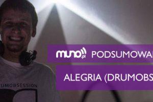 Podsumowanie 2015 – Alegria (Drum Obsession)
