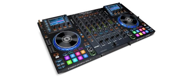 Denon DJ przedstawia MCX8000