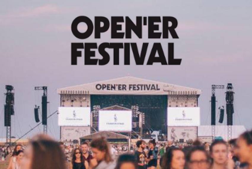 Kogo jeszcze posłuchamy na Open'erze?