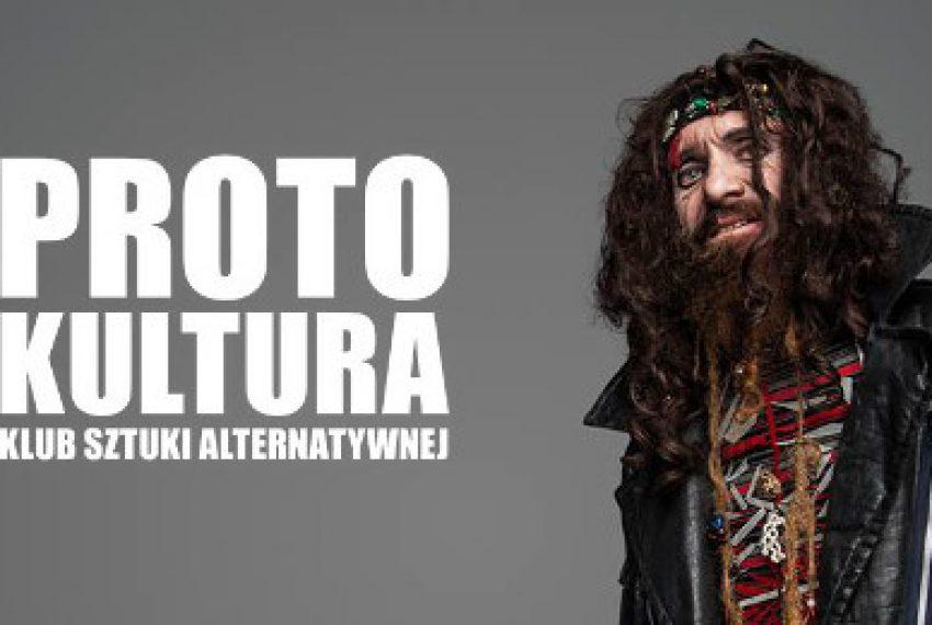 Komendarek na pierwszych urodzinach Protokultury ZAMÓW BILETY