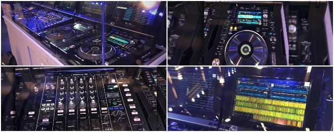 Pioneer DJ pracuje nad festiwalową konsolą