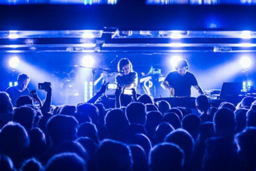 HVOB live! @ SQ Poznań