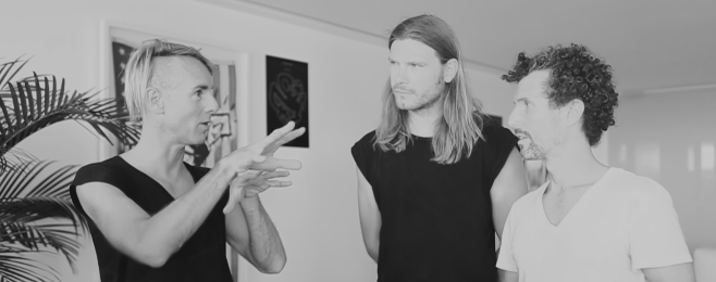 Richie Hawtin buduje nowy mikser? AKTUALIZACJA