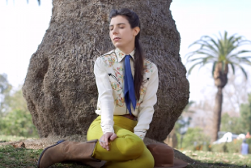 Julia Holter – Everytime Boots