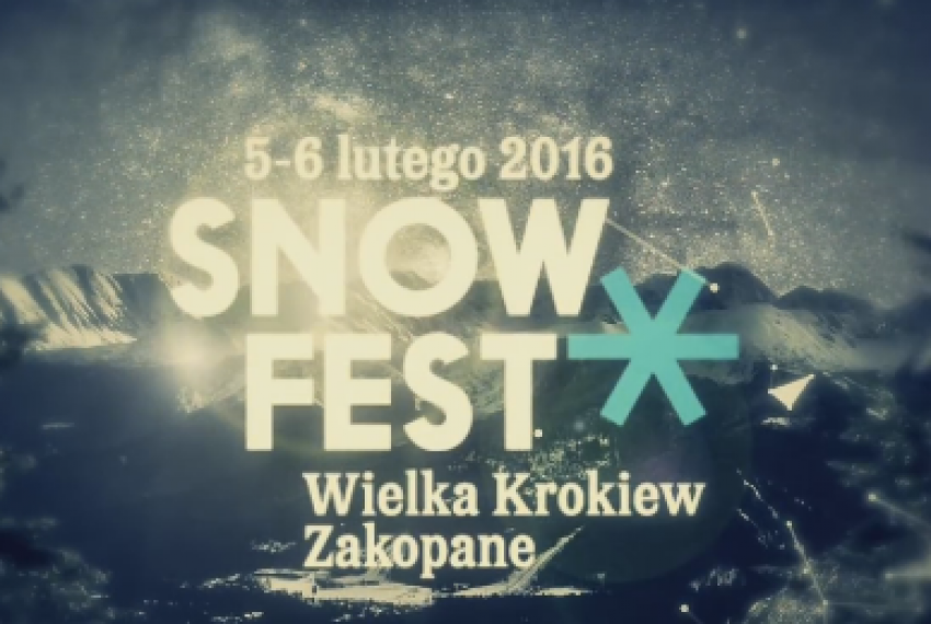 SnowFest w Zakopanem – znamy pełny line-up
