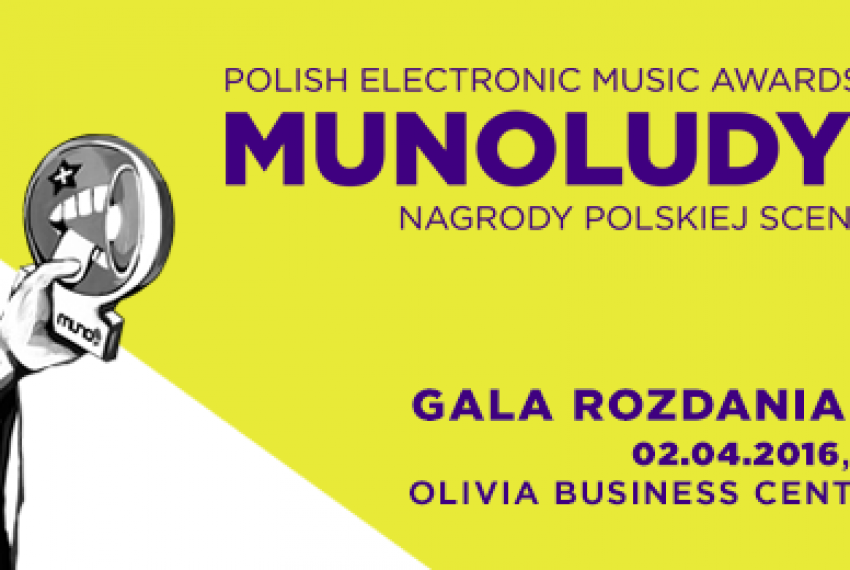 MUNOLUDY 2015 – Gala Rozdania Nagród