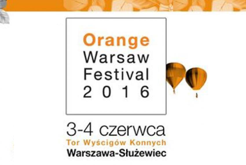 Pierwsze wieści o Orange Warsaw Festival 2016 – LINE-UP