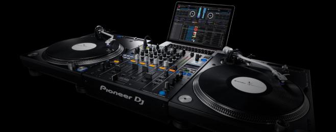 Pioneer DJ z własnym systemem DVS