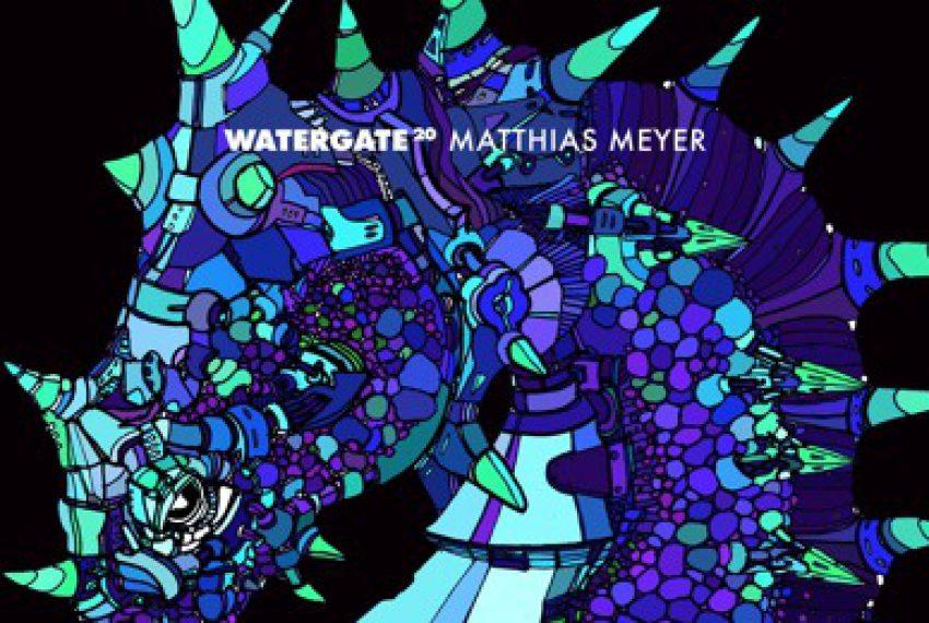 Słuchamy przedpremierowo: Matthias Meyer – 'Watergate 20'