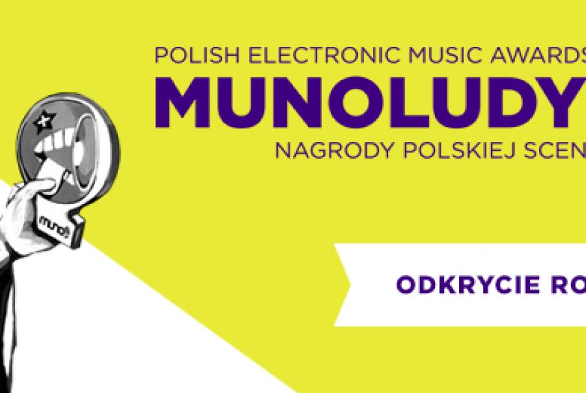 MUNOLUDY 2015 – Odkrycie Roku Polska