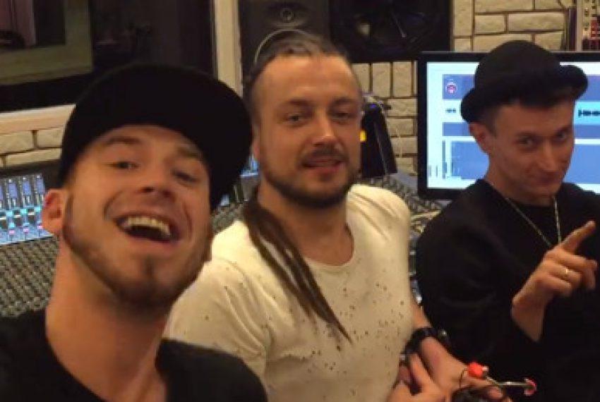 Piotr Bejnar i Afromental razem w studio VIDEO