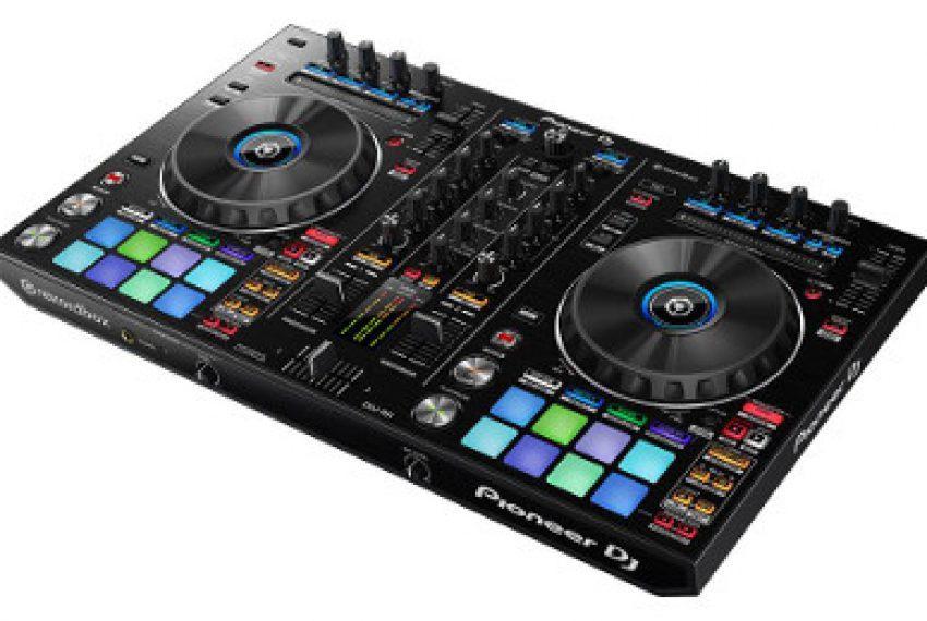 Kontrolery Pioneera dla początkujących DJ-ów