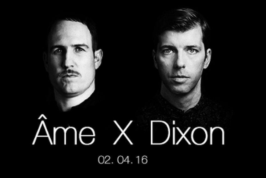 Posłuchaj wspólnego 'Essential Mix' Ame i Dixona