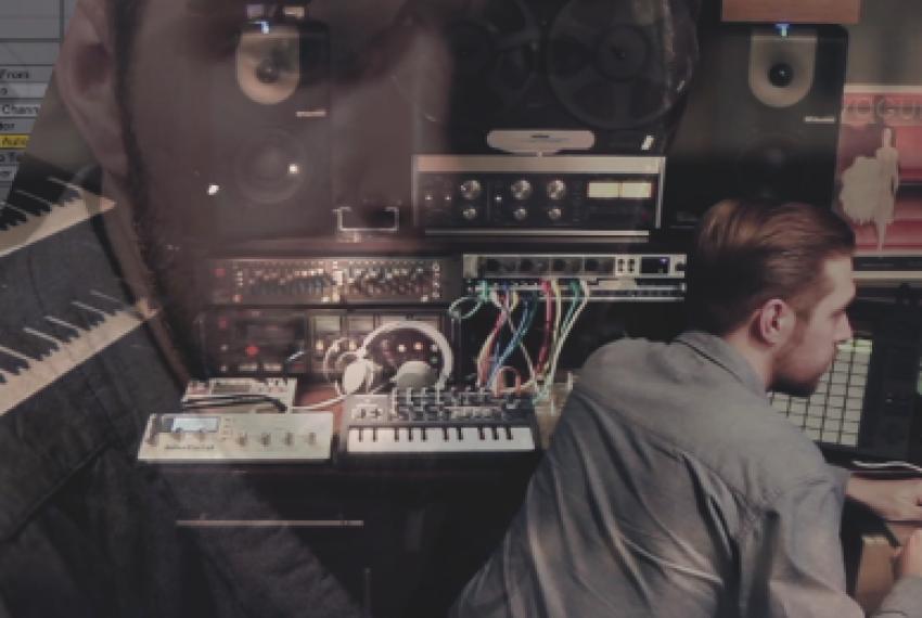 Kuba Sojka tworzy utwór w 10 minut! VIDEO