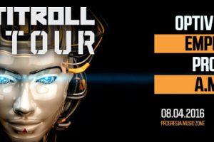 Let It Roll On Tour odwiedzi Warszawę – ZAMÓW BILETY