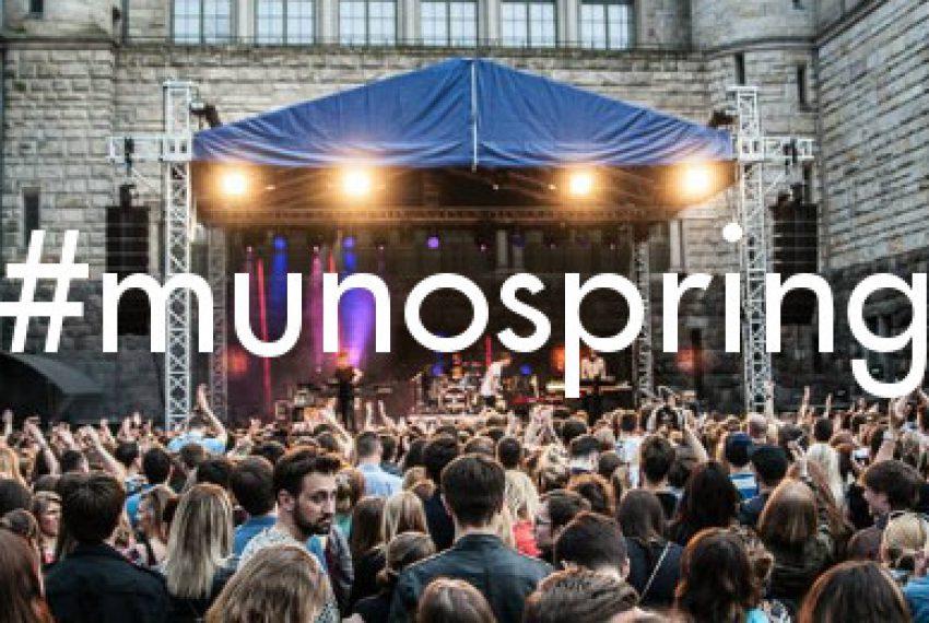 Enea Spring Break na żywo na Muno.pl