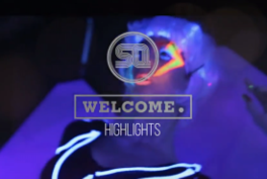 WELCOME. @ SQ – highlights!