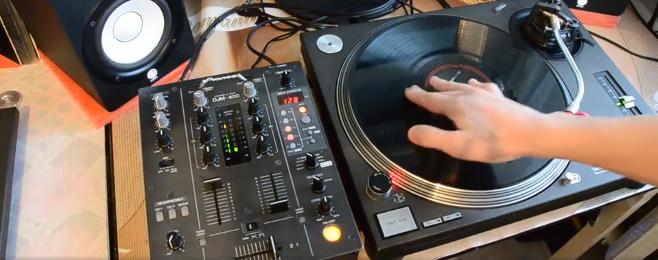 Ten Technics SL-1200 po prostu zadziwia! VIDEO