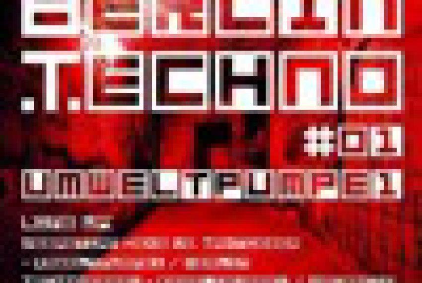 TechTherapy B2b Masscin – Berlin Techno #01 @ P1 Szczecin 27.02.2016