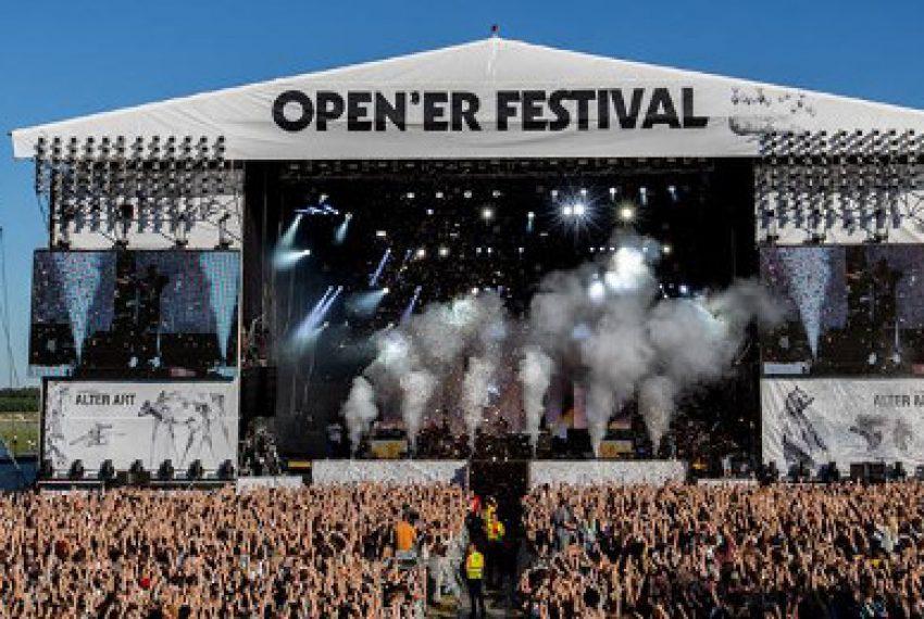 Ostatnia gwiazda Open'er Festival 2016