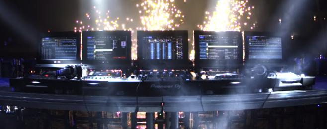 'Centrum dowodzenia wszechświatem' dla DJ-ów