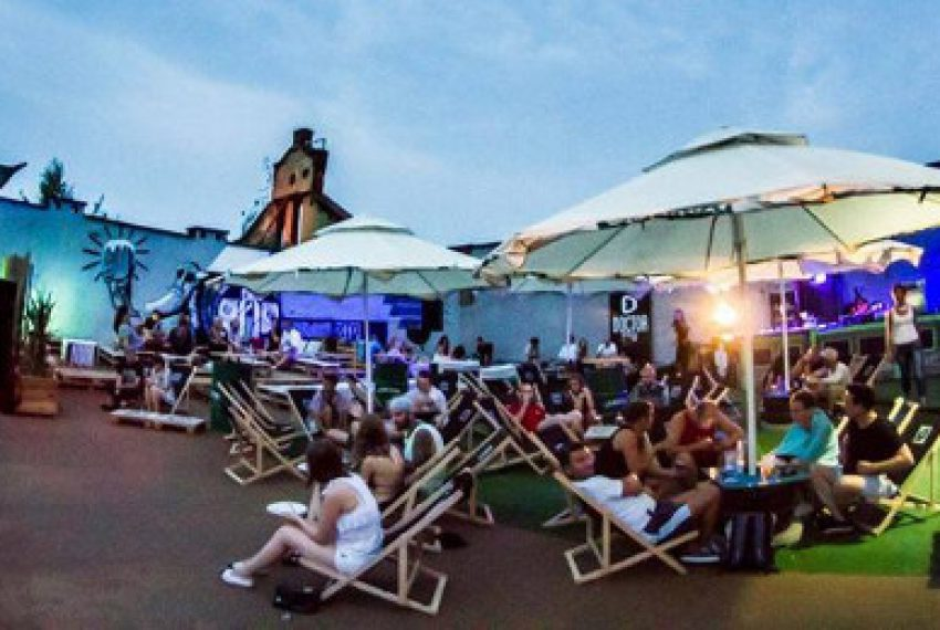 Rusza sezon wrocławskich imprez na dachu – ZAMÓW BILETY