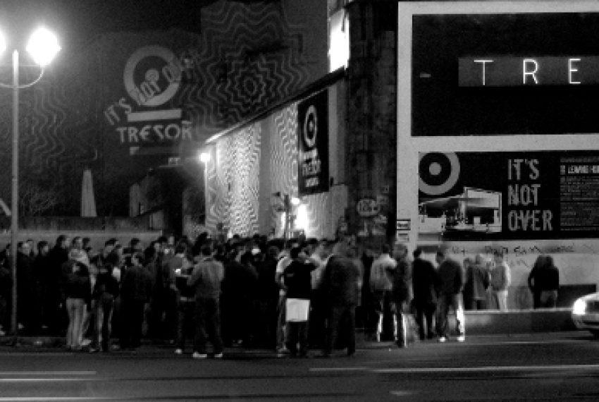 Pierwszy w historii festiwal Tresora LINE-UP