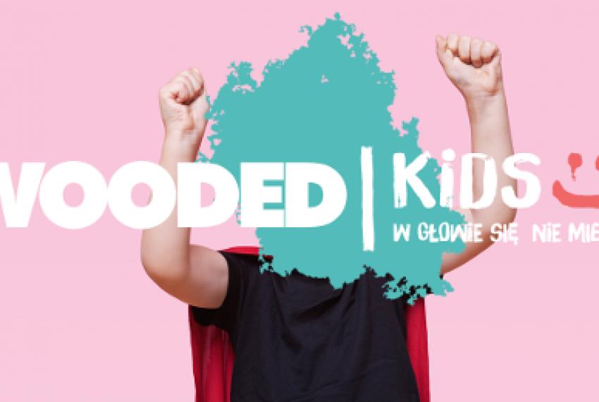 W głowie się nie mieści – Specjalna strefa dla dzieci na festiwalu Wooded