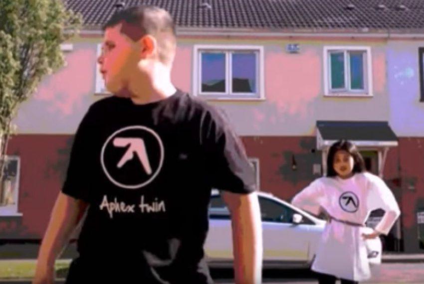 12-latek wyreżyserował klip dla Aphex Twina