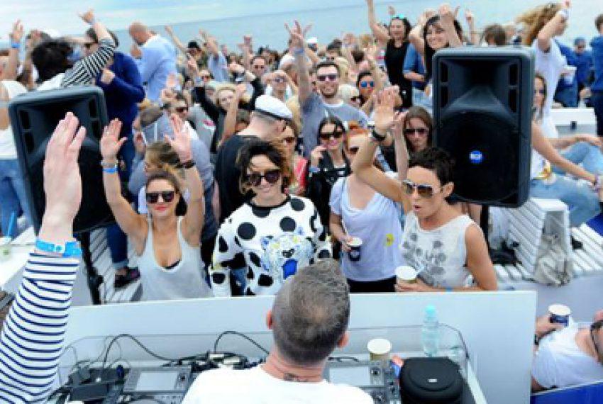 'Popłyń' na Big Boat Party BILETY
