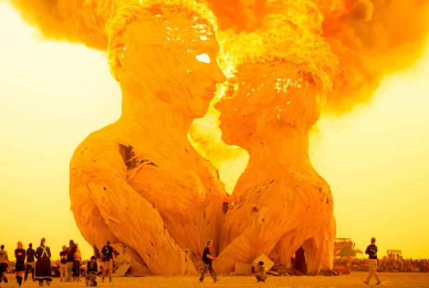 Burning Man odbędzie się znacznie bliżej Polski