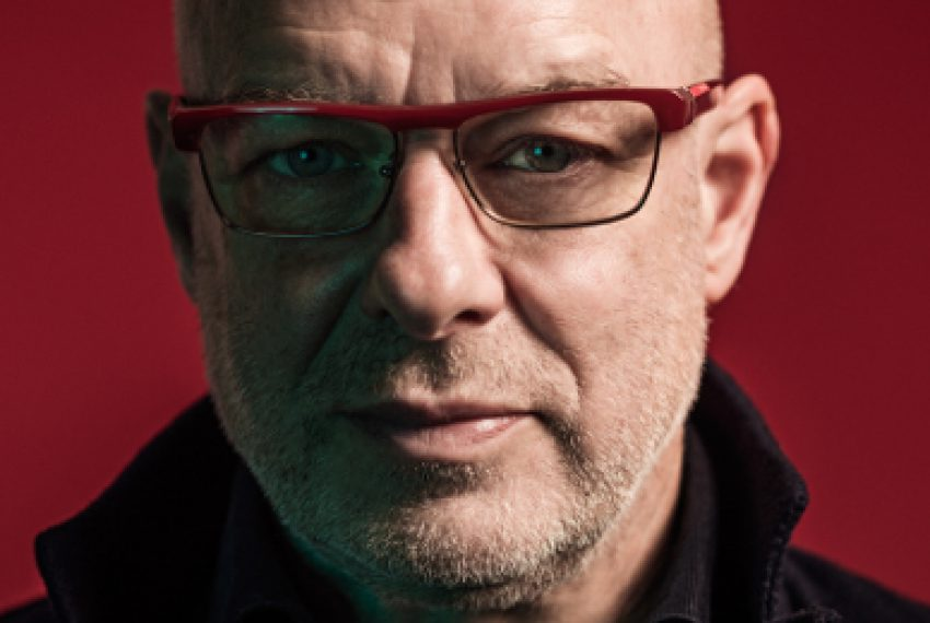 Brian Eno laureatem nagrody polskiego festiwalu